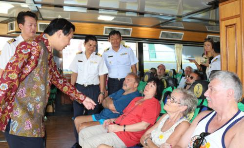 Phuket Marine Office launches New Year boat safety drive | The Thaiger