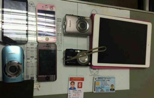 Savvy Chinese Apple user busts thieving baggage handler in Phuket | The Thaiger