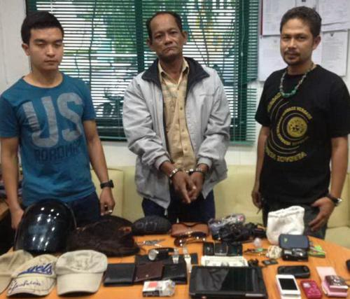 Druggy Grinch confesses to Phuket holiday robbery, Russian assault | The Thaiger