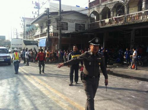 Runaway Phuket tour bus leaves two dead, 26 injured [Video] | The Thaiger