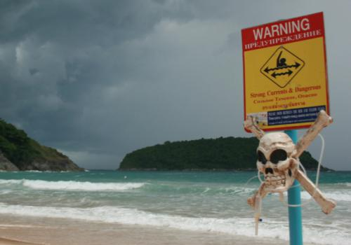 Safer Phuket launches marine safety petition | The Thaiger