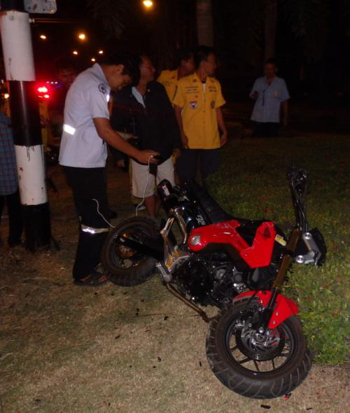Teen sixth road death in Phuket 'Days of Danger' campaign | The Thaiger