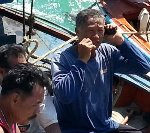 Search called off for mentally-handicapped man lost at sea   The Thaiger