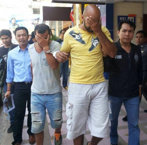 [Video Report] Alleged French ATM scammers caught bribing Phuket police | Thaiger