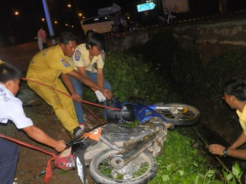 Man dies in second Phuket hit-and-run in two days   The Thaiger