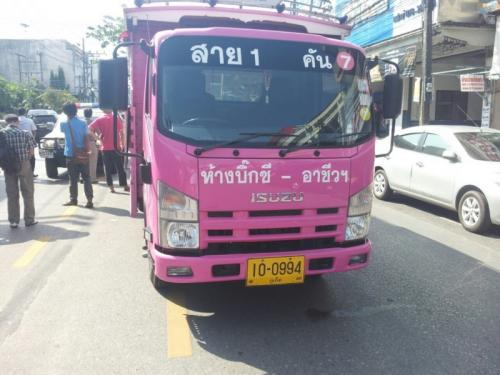 Russian tourist struck down by Phuket bus | The Thaiger
