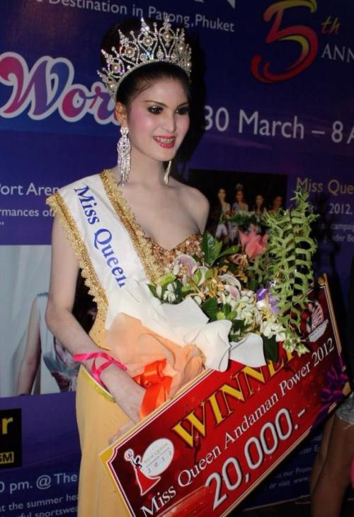 Phuket gal to compete in Miss Tiffany final tonight | The Thaiger