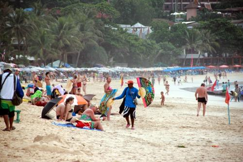Phuket Police search for jet-ski operator after anchor attack on German tourist   Thaiger
