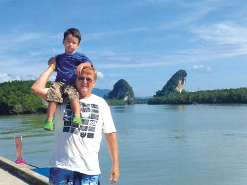 Phuket Tech: Woody retires but 'Live Wire' lives on | The Thaiger