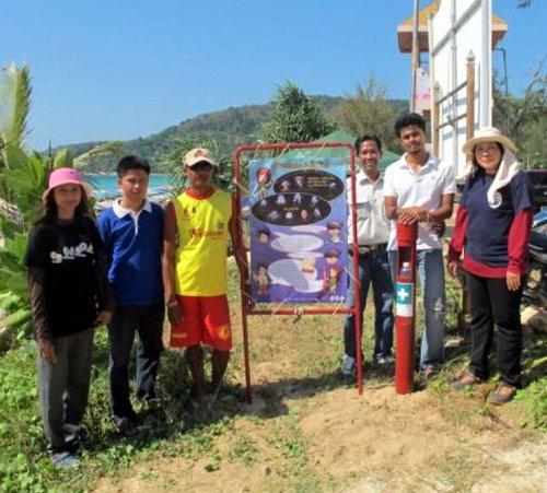 Educational jellyfish signs erected on Phuket's popular beaches | Thaiger
