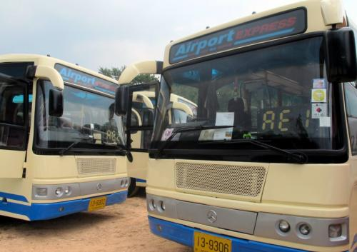 Fear of attacks on Phuket's new airport buses delays launch date | The Thaiger