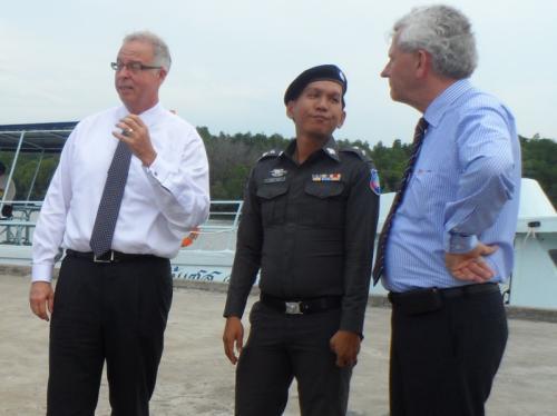 After Phuket, ambassadors target tourist safety in Krabi | Thaiger