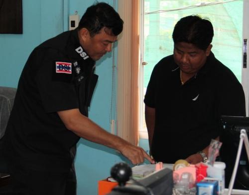 DSI raids Phuket building supplies operator | The Thaiger