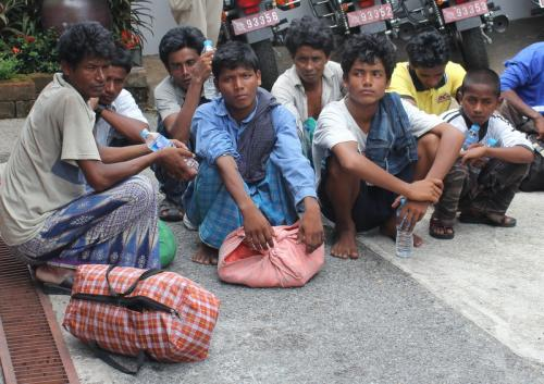 After India, Phuket Rohingya face deportation from Thailand | The Thaiger