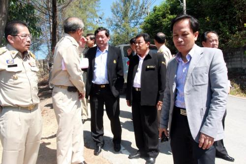 Phuket to become land probe role model | The Thaiger