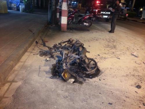 Phuket teens deny attacking Burmese man, motorbike arson   The Thaiger