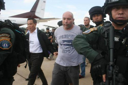 Video Report: Transnational drug lord Hunter deported, new Thai search laws enacted | The Thaiger