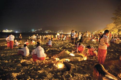 Phuket tsunami memorial services to shine on | Thaiger