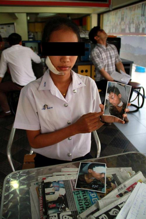 Phuket Police officer's sons accused of Valentine's Day attack | Thaiger
