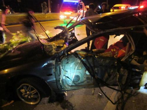 Former NBT broadcaster Phuket's first road death for the new year   Thaiger