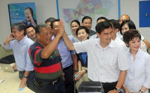 Breaking News: Democrats win Bangkok election, Yingluck concedes defeat | The Thaiger