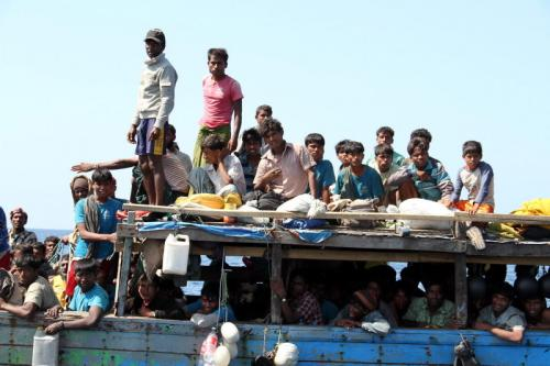 Human Rights Watch calls for probe into alleged Rohingya shootings | The Thaiger