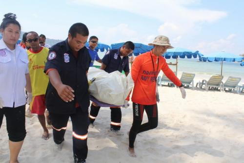 Body of Russian tourist washes ashore on Phuket beach | The Thaiger