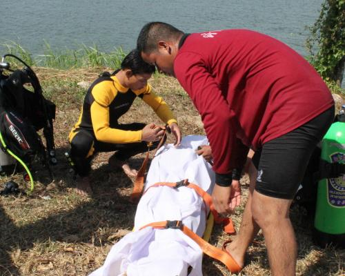 Phuket migrant with hangover misses first day of work, drowns in abandoned tin mine   Thaiger