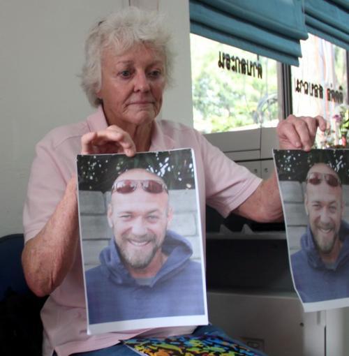 Family positive in identification of missing American Brett Bean | Thaiger