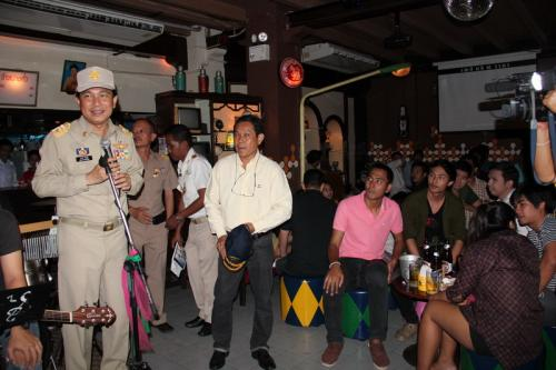Patrons and staff of Phuket bars, nightclubs subjected to drug tests | The Thaiger