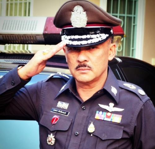 "Leading candidate as Phuket's new top cop ""open to all' 