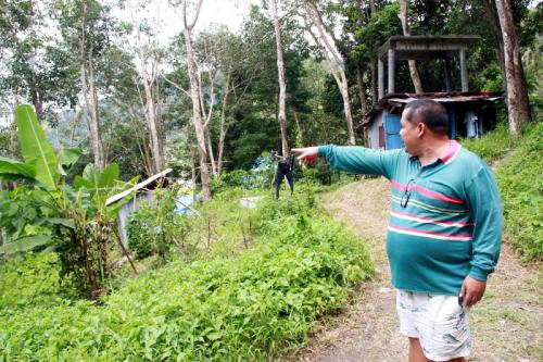 Villagers battle Patong tunnel to save ancestral homeland | Thaiger