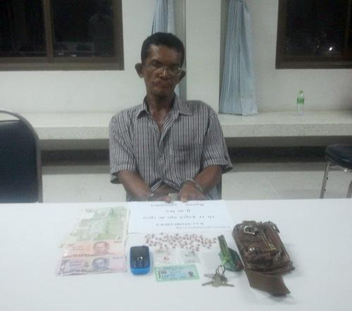 Middle-aged Phuket meth dealer goes quietly   The Thaiger