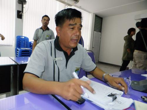 """Phuket's """"Brother Pom' leads Central taxi flock to legal co-op 
