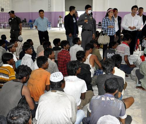 More Rohingya refugees found adrift off Thailand's coast | Thaiger