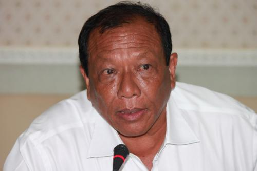 Patong Mayor Pian suspended | The Thaiger