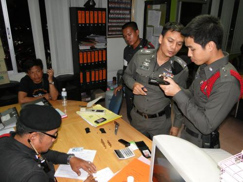 Thalang defense volunteer charged for illegal possession of a firearm | The Thaiger