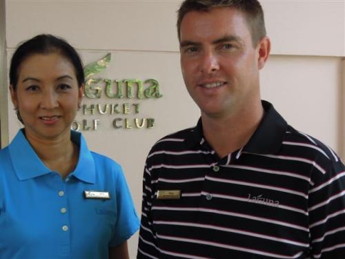 Paul Wilson set to guide Laguna Phuket Golf Club | Thaiger