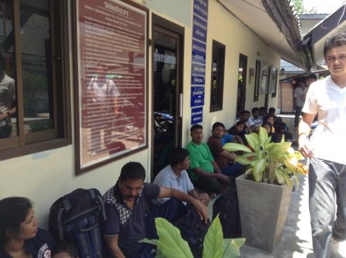 Police arrest 25 Sri Lankan refugees trafficked to Phuket | The Thaiger