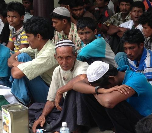 Phuket Immigration seeks help in coping with overload of Rohingya arrivals | The Thaiger