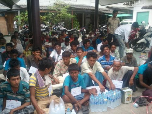 Phuket Immigration calls for Rohingya aid | The Thaiger
