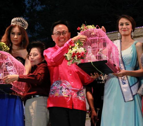 Colorful Countdown Phuket kicks off today   The Thaiger