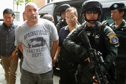 Phuket hitman Rambo denies death squad charges | The Thaiger