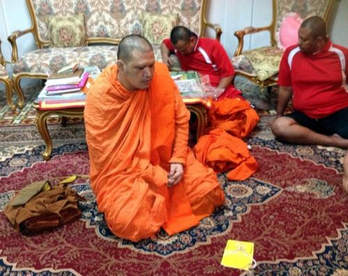 Phuket monks defrocked after being caught with drugs   The Thaiger