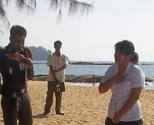 German tourist dies after fall on rocks at Khao Lak | Thaiger