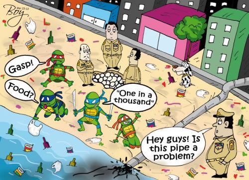 Phuket Opinion: Draining Phuket turtle power | The Thaiger