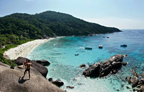 Similian National Park to protect swimmers from speedboats | The Thaiger