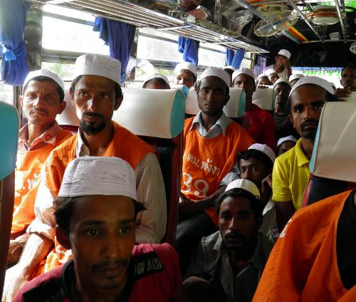 Phang Nga immigration overloaded, Rohingya relocated to centers across Southern Thailand | Thaiger