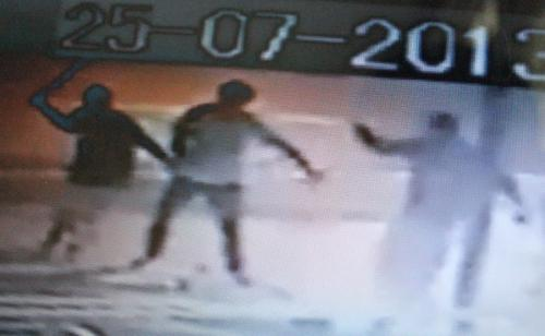 Four youths charged over Phuket machete attack | The Thaiger