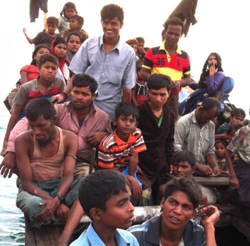 Phuket Rohingya repatriated to Myanmar | Thaiger